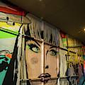 Houston Pop Art Mural by Dan Sproul