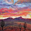 How I See Arizona by Chance Kafka