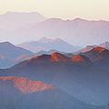 Huangshan Mountains by Cornelia Doerr