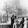 Hubert De Givenchy And Audrey Hepburn by 1645