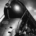 Hudson Locomotive by Robert Yarnall Richie