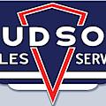 Hudson Motor Co. by Greg Joens