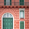 Huge Apartment Door by Jacqui Boonstra