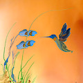 Hummingbird I by Rob Mandell