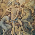 Hunting Fields by BurneJones Edward