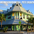 Hurricane Restaurant St. Pete Beach by David Lee Thompson