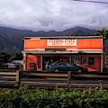 Hygienic Store, Kahalu'u by Cornelia DeDona