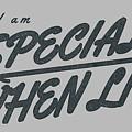 I Am Special When Lit by Edward Fielding