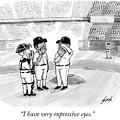 I Have Very Expressive Eyes by Tom Toro