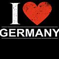 I Love Germany by Jose O