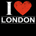 I Love London by Jose O