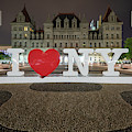I Love Ny by Brad Wenskoski