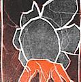 I Was Born In A Mine Woodcut 24 by Edgeworth DotBlog