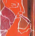 I Was Born In A Mine Woodcut 76 by Edgeworth DotBlog