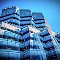 Iac Frank Gehry Building by Louis Dallara