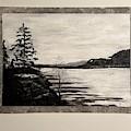 Ice Fishing          34 by Cheryl Nancy Ann Gordon