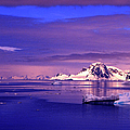 Icebergs In Lemaire Channel, Antarctica by Danita Delimont