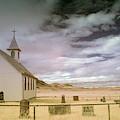 Icelandic Church by Jim Cook