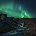 Icelandic Flows by Darren White