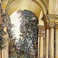 Il Bosco Dopo Le Arcate by Guido Borelli