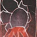 Image 23 I Was Born In A Mine Woodcut by Edgeworth DotBlog