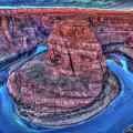 Imagine Horseshoe Bend Grand Canyon National Park Art by Reid Callaway