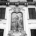 Immaculate Conception Of Mary At Piazza Navona In Rome by John Rizzuto