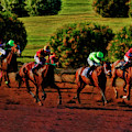 Imminent Leads Race 9 July 5 2019 by Blake Richards
