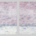 Impressionist Painting Diptych2 by Gordon Punt