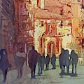 In Salamanca by Jenny Armitage