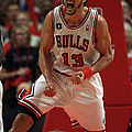 Indiana Pacers V Chicago Bulls - Game by Jonathan Daniel