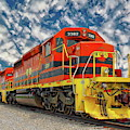 Indiana Southern Railroad by Anthony Dezenzio