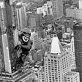 Inflatable King Kong On The Empire by New York Daily News Archive