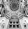 Inside The Pennsylvania Capital Rotunda by Paul W Faust - Impressions of Light