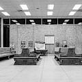 Inside The Station by Sharon Popek