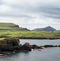 Irish Coast by Claudia Kuhn