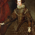 Isabella  Queen Of Spain  by Diego Vel  zquez