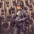Isambard Kingdom Brunel, Genius by John Springfield