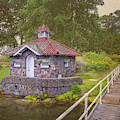 Island Pump House by Tom Singleton