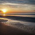 Isle Of Palms Morning Patterns by Donnie Whitaker