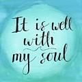 It Is Well by Elizabeth Vaughn