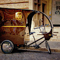 Italian Delivery by Terry Davis