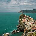 Italy, Cinque Terra, Vernazza by Picturegarden