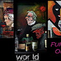 Its A Funny Old World ? by Val Byrne