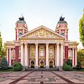 Ivan Vazov National Theatre - Sofia, Bulgaria by Nico Trinkhaus
