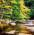 Jackson Falls 2194 by Dan Beauvais