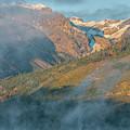 Jackson Lake Mist by Matthew Irvin