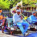 Jackson Square Jam by Dominic Piperata