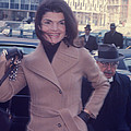 Jacqueline Kennedy Onassis  Was On by Art Zelin