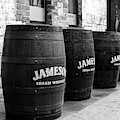 Jameson Barrels by Georgia Fowler